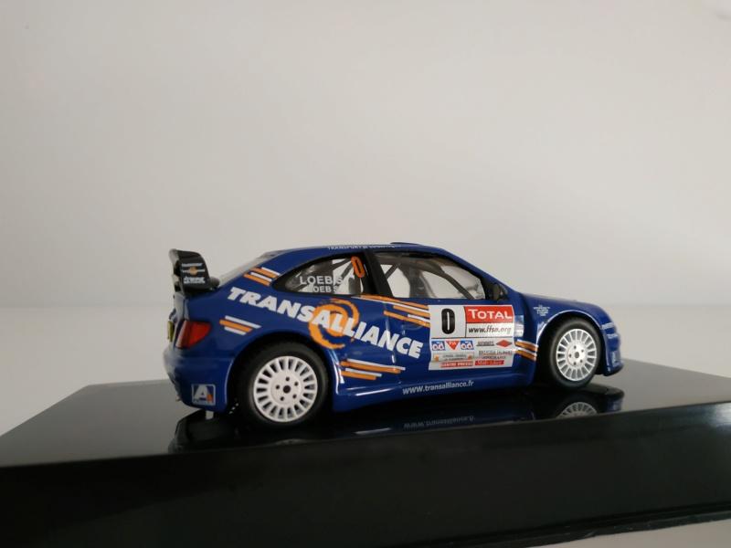 """2018 NOUVEAU > ALTAYA > """"Collection Sébastien Loeb"""" au 1/43  Mandue13"""