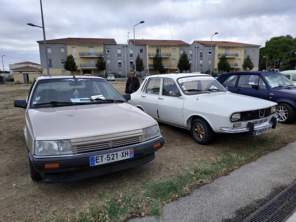 30 - Marguerittes  : rassemblement de véhicules anciens le 22 sept 2019 Margue15
