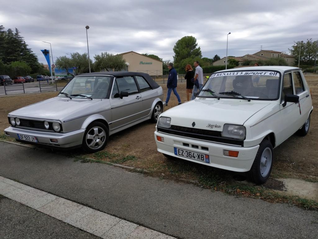 30 - Marguerittes  : rassemblement de véhicules anciens le 22 sept 2019 Margue16