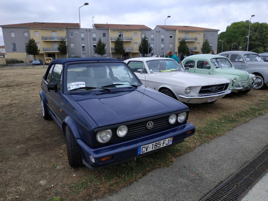 30 - Marguerittes  : rassemblement de véhicules anciens le 22 sept 2019 Margue17