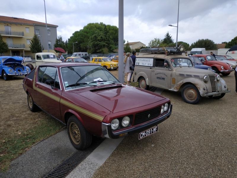 30 - Marguerittes  : rassemblement de véhicules anciens le 22 sept 2019 Margue21