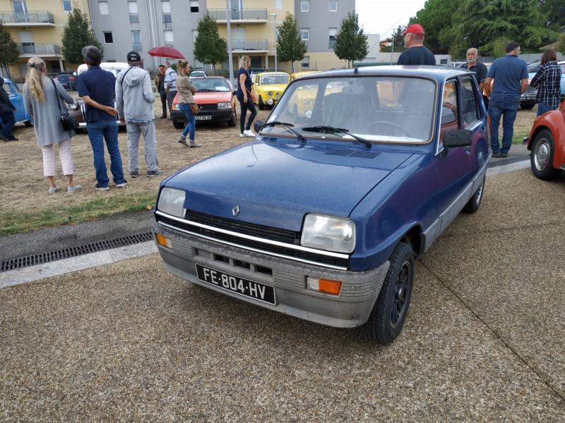 30 - Marguerittes  : rassemblement de véhicules anciens le 22 sept 2019 Margue22