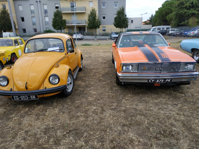 30 - Marguerittes  : rassemblement de véhicules anciens le 22 sept 2019 Margue26