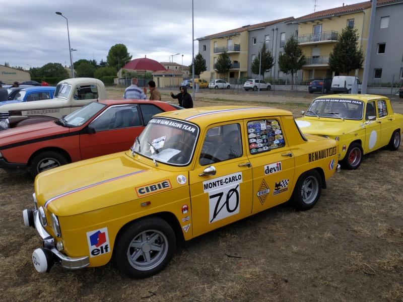 30 - Marguerittes  : rassemblement de véhicules anciens le 22 sept 2019 Margue30