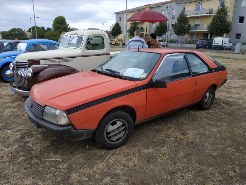 30 - Marguerittes  : rassemblement de véhicules anciens le 22 sept 2019 Margue31