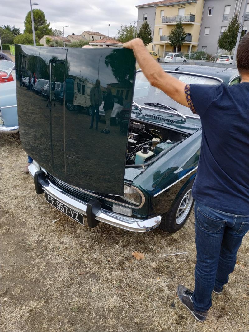 30 - Marguerittes  : rassemblement de véhicules anciens le 22 sept 2019 Margue32
