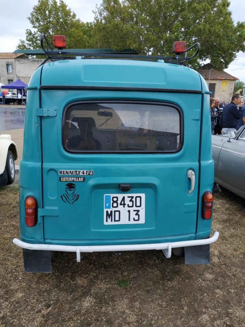 30 - Marguerittes  : rassemblement de véhicules anciens le 22 sept 2019 Margue35