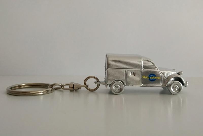 Porte-clefs /miniature 1/87 Minia116