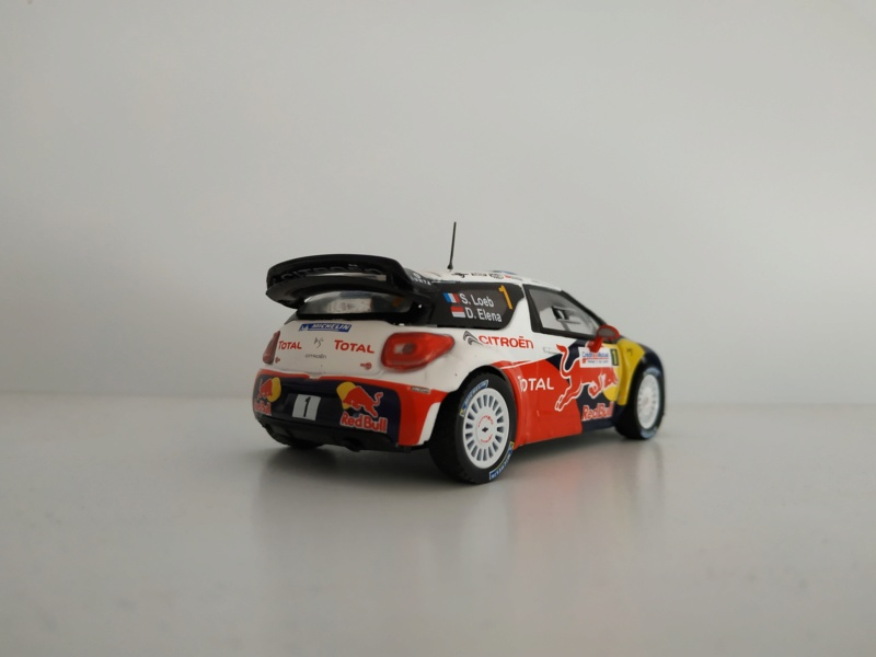 """2018 NOUVEAU > ALTAYA > """"Collection Sébastien Loeb"""" au 1/43  Miniat14"""