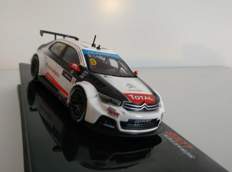 """2018 NOUVEAU > ALTAYA > """"Collection Sébastien Loeb"""" au 1/43  Miniat52"""