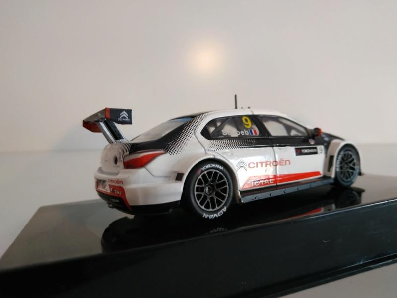 """2018 NOUVEAU > ALTAYA > """"Collection Sébastien Loeb"""" au 1/43  Miniat54"""