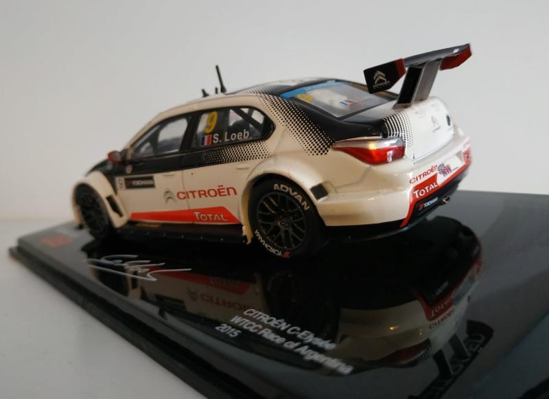 """2018 NOUVEAU > ALTAYA > """"Collection Sébastien Loeb"""" au 1/43  Miniat55"""