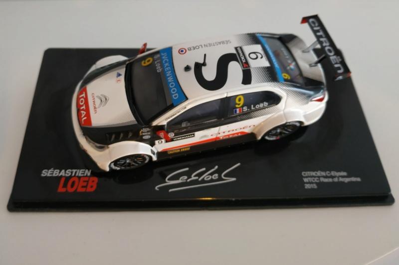 """2018 NOUVEAU > ALTAYA > """"Collection Sébastien Loeb"""" au 1/43  Miniat56"""