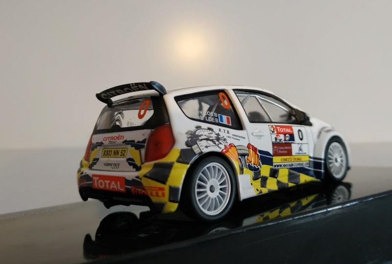"""2018 NOUVEAU > ALTAYA > """"Collection Sébastien Loeb"""" au 1/43  Miniat60"""