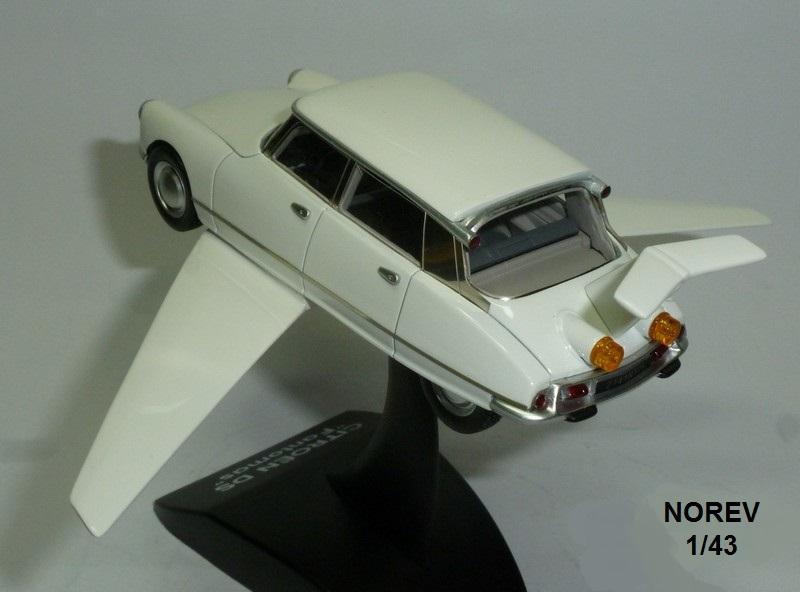 La DS de FANTOMAS en miniature (NOREV) Norev_14