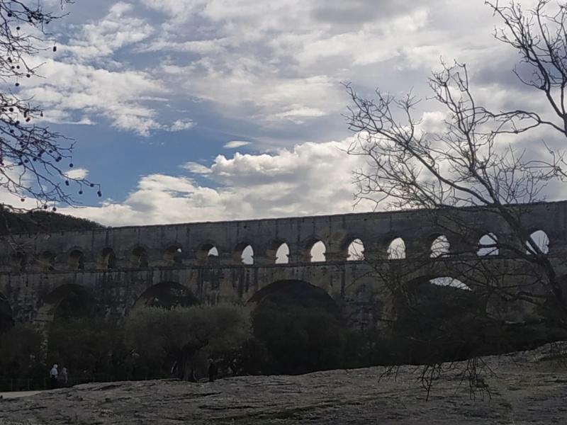 Visite au Pont du Gard Pont_d19