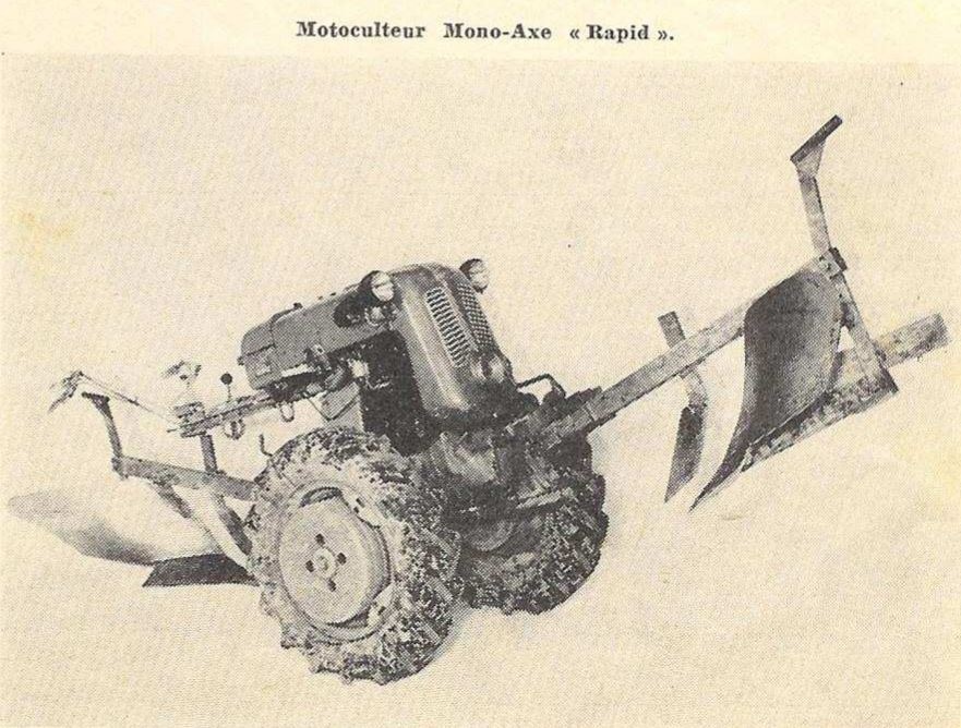 ACCORDS RAPID / MOTOSTANDARD Rapid10
