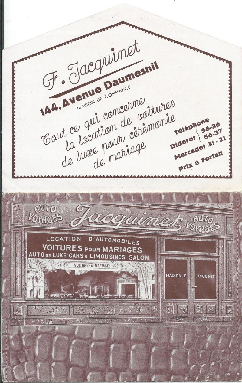 """Pochette """"VOITURES pour MARIAGES"""" Voitur11"""