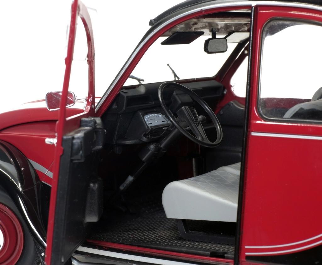 1/12ème: Z MODELS  Citroën 2CV COCORICO Zmd12010