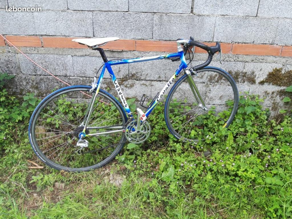 Choix parmi deux vélos Cavall10