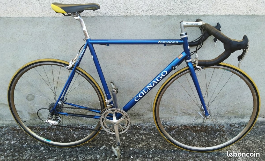 Choix parmi deux vélos Colnag10