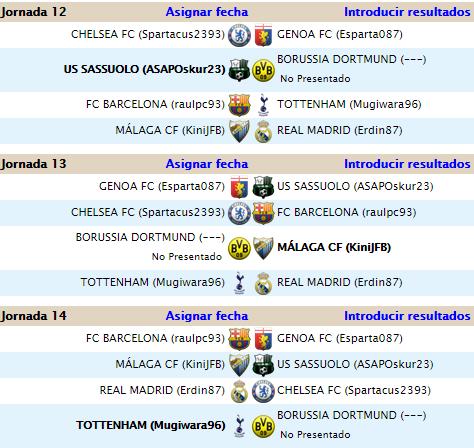 JORNADAS 12, 13 Y 14 12_13_10