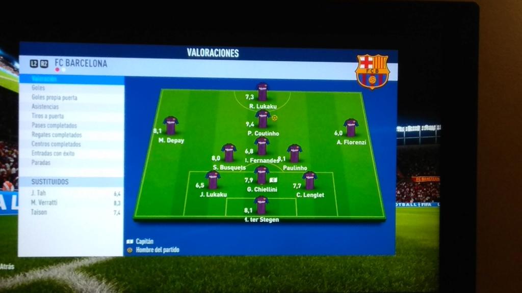Amistoso FC Barcelona 2 - 2 LA Galaxy, 07-01-2019 Img_2011