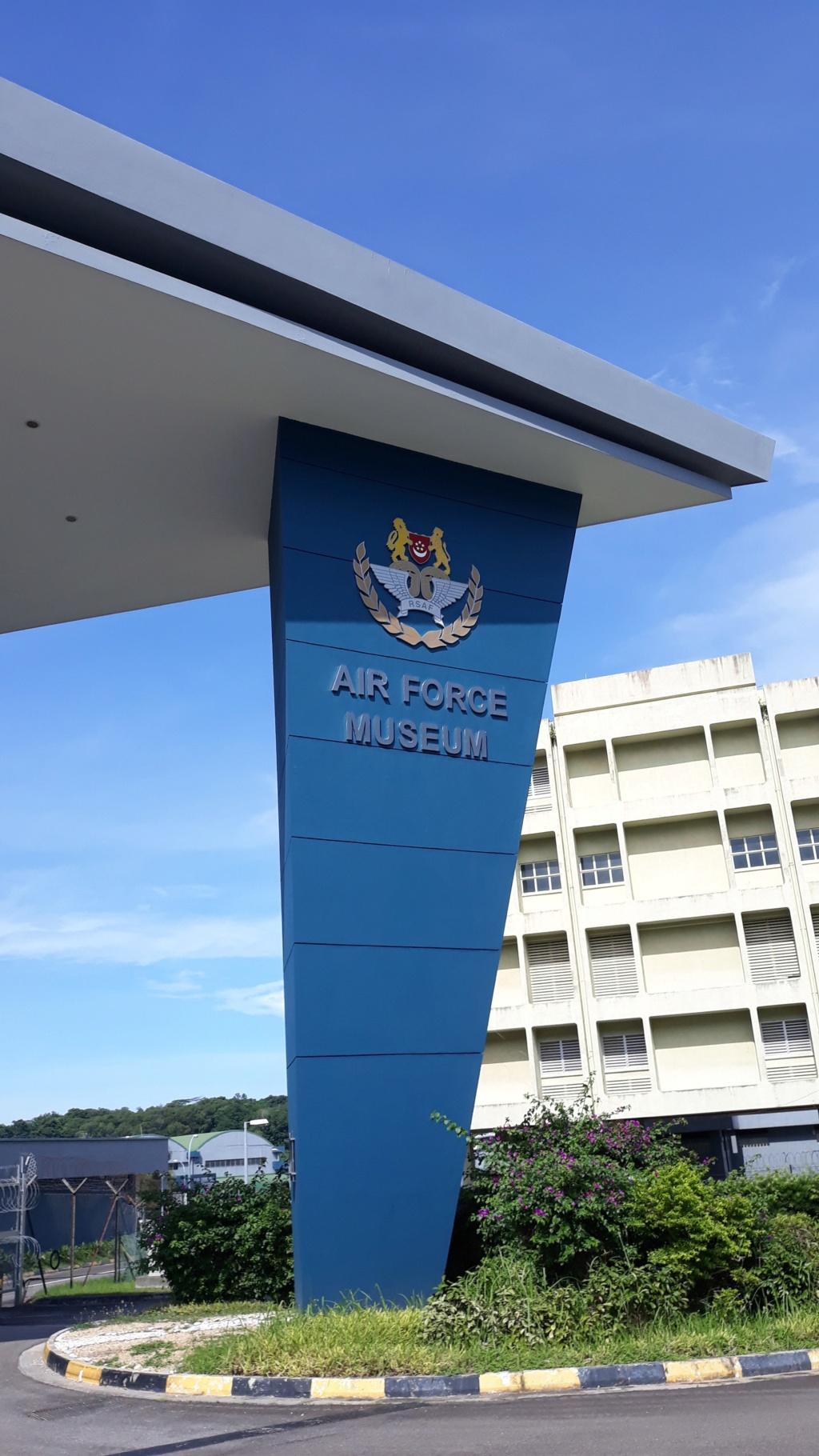 visite du air force museum de SINGAPOUR 20190610