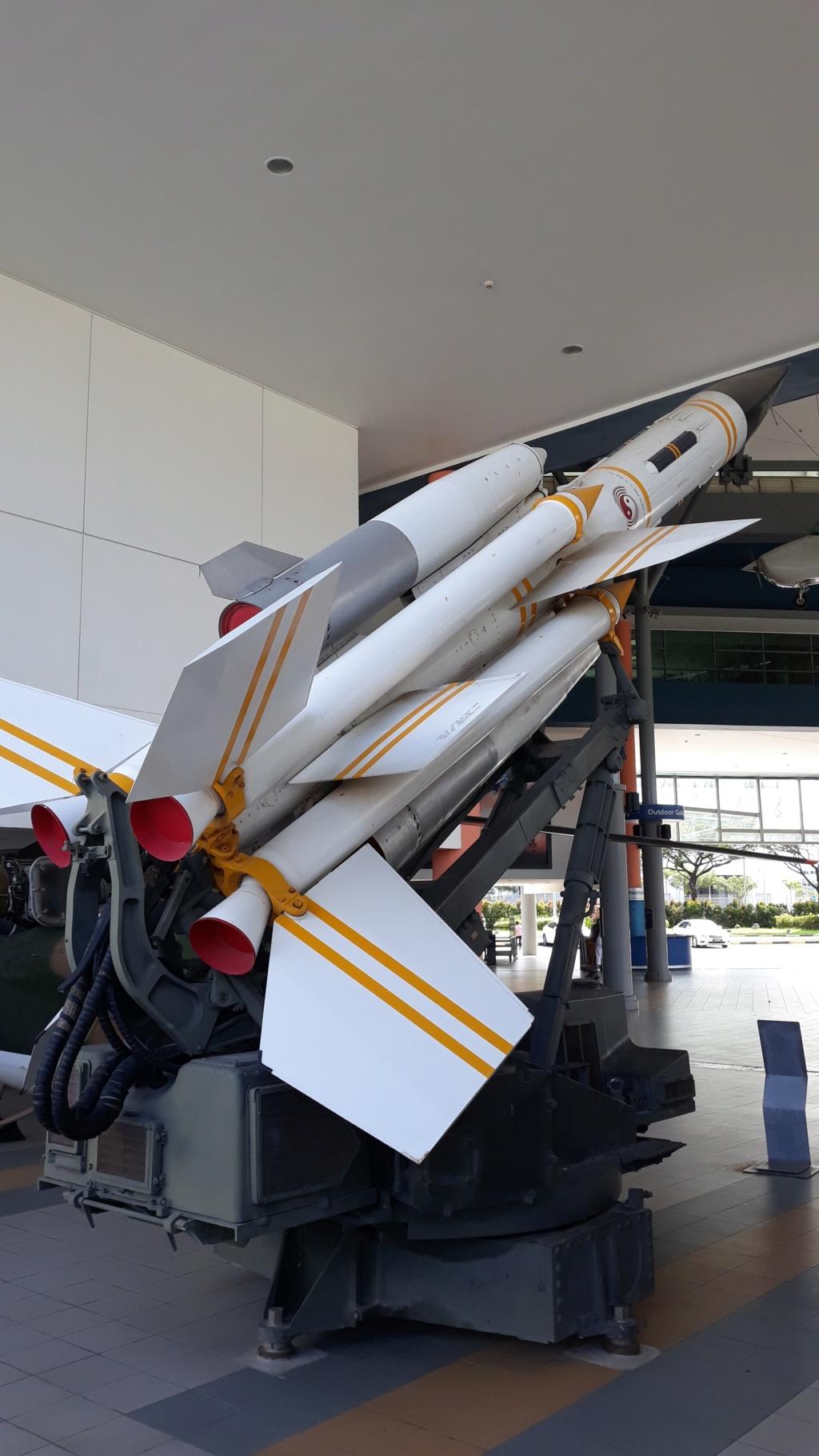 visite du air force museum de SINGAPOUR 20190611