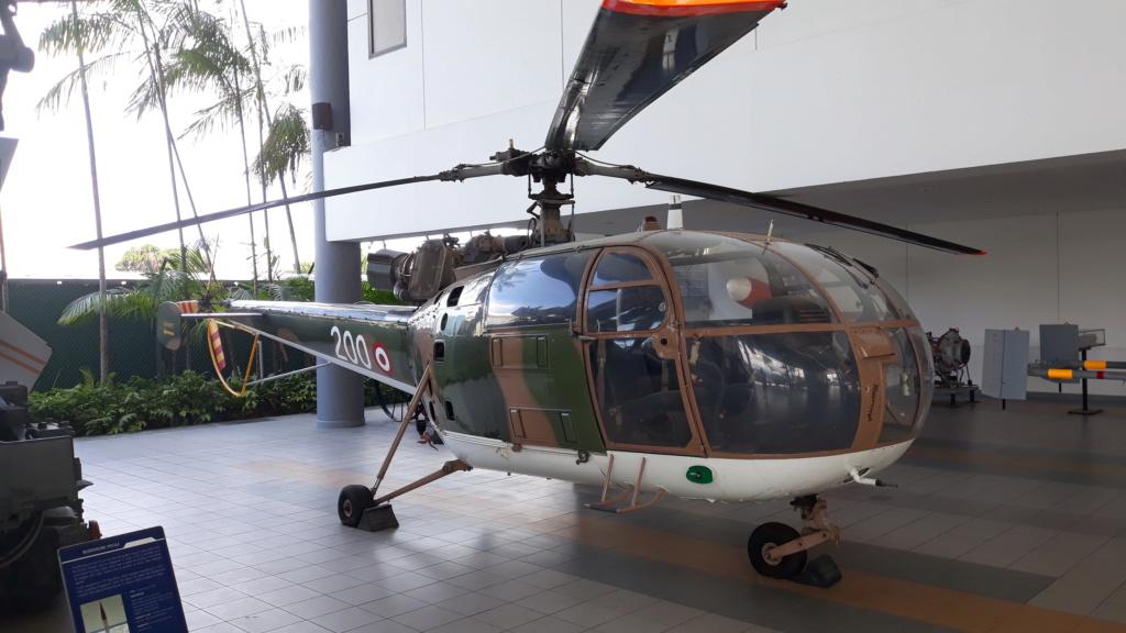 visite du air force museum de SINGAPOUR 20190612