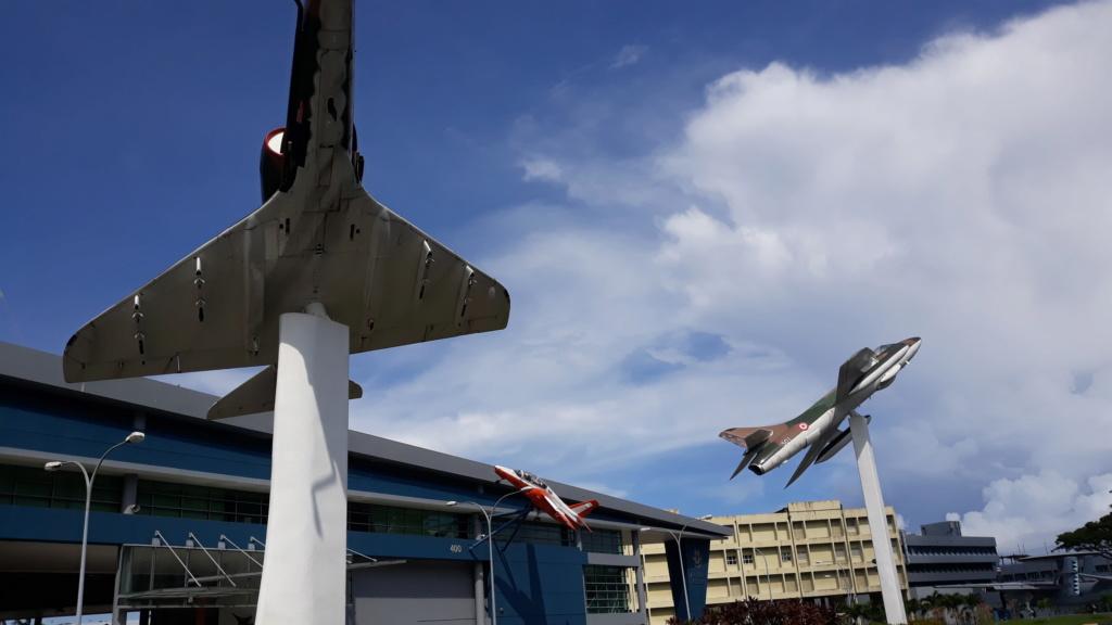 visite du air force museum de SINGAPOUR 20190614