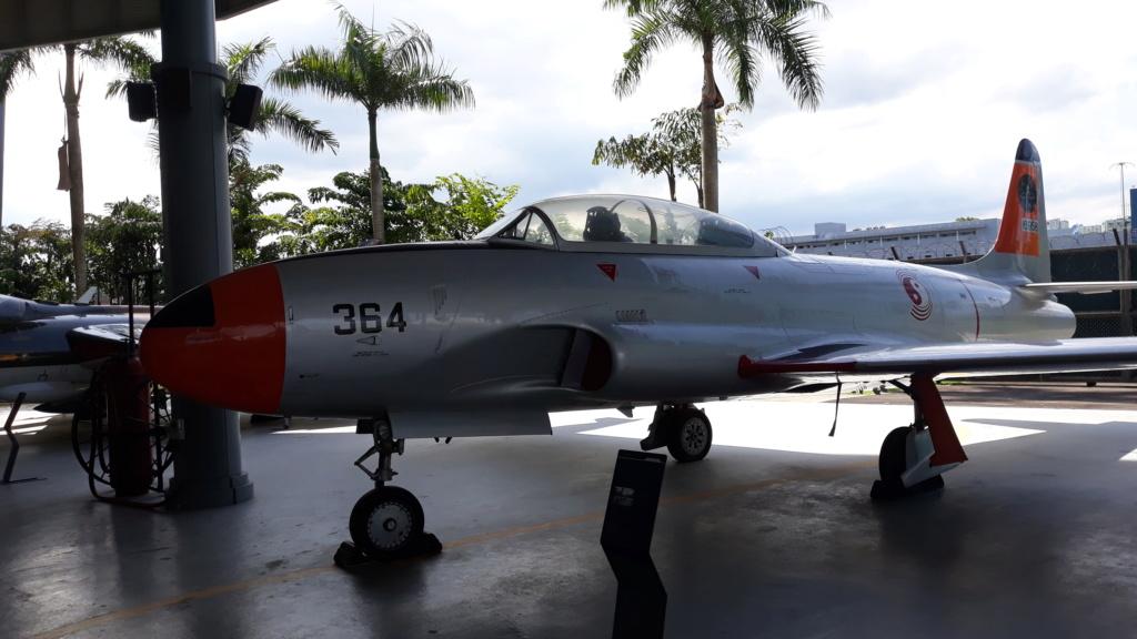 visite du air force museum de SINGAPOUR 20190615