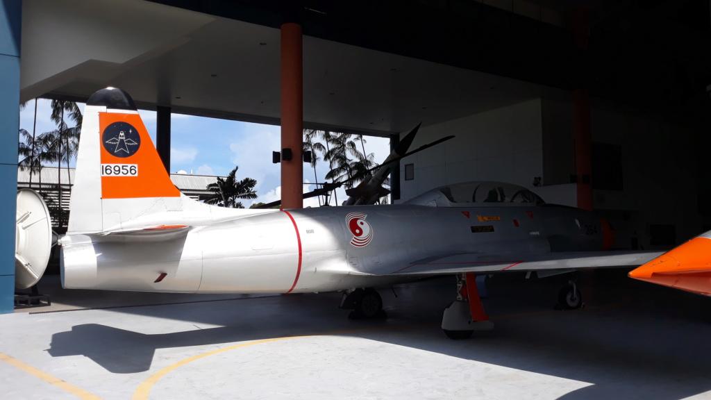 visite du air force museum de SINGAPOUR 20190617