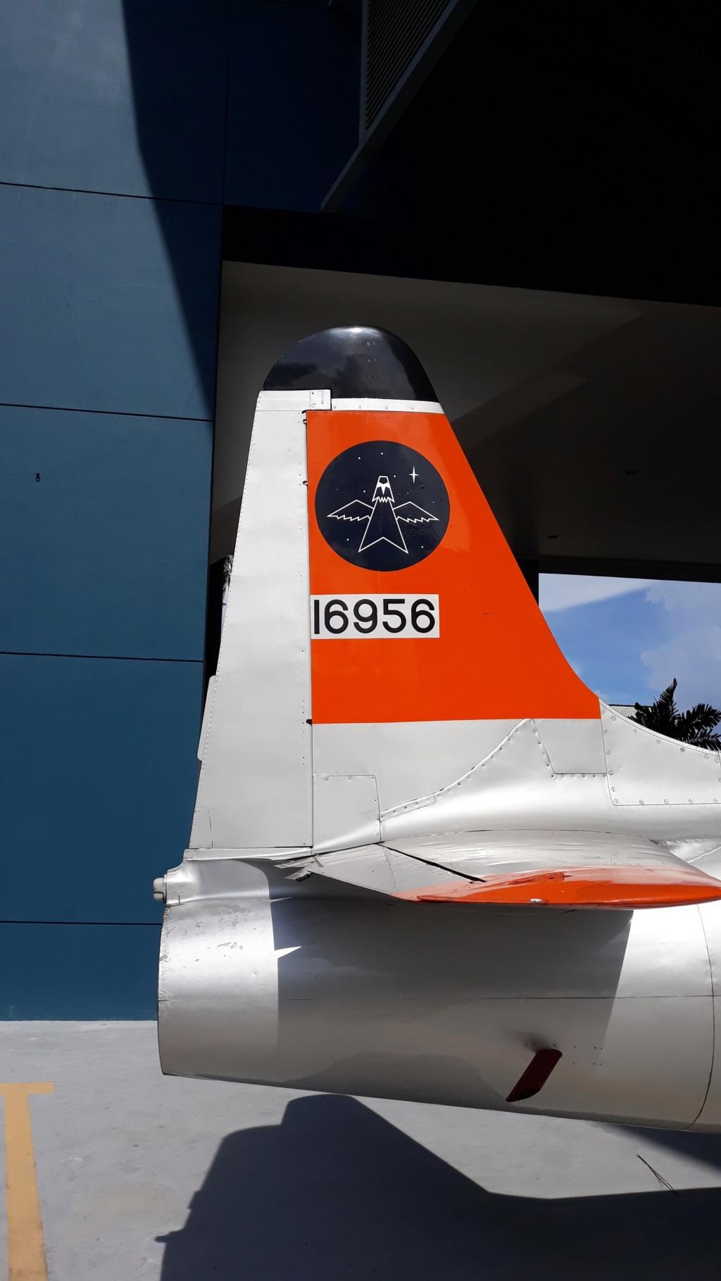 visite du air force museum de SINGAPOUR 20190618