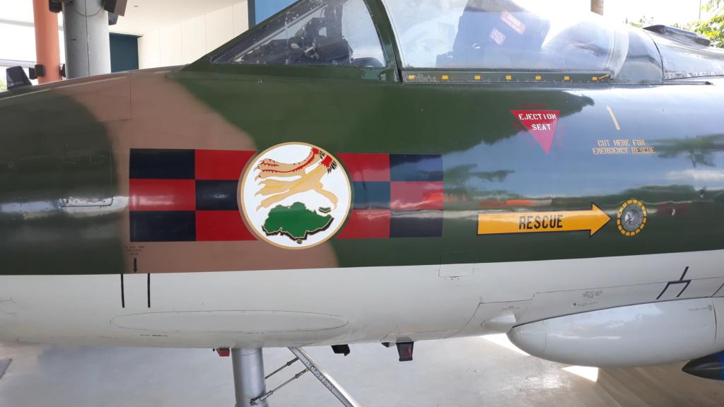 visite du air force museum de SINGAPOUR 20190619