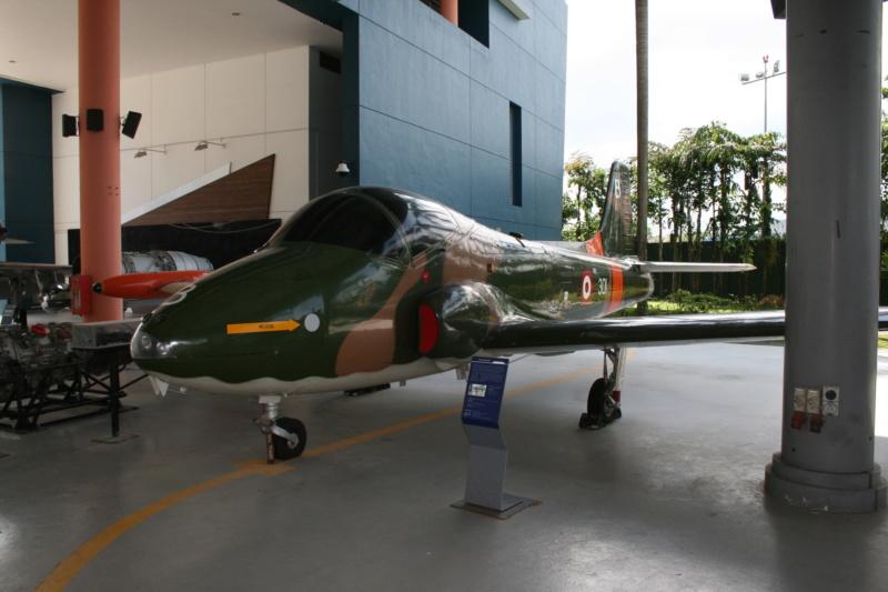 visite du air force museum de SINGAPOUR Img_1512