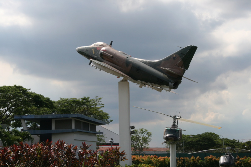 visite du air force museum de SINGAPOUR Img_1517