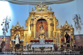 Solemne Misa en Honor a S. Pedro y San Pablo Altar_25