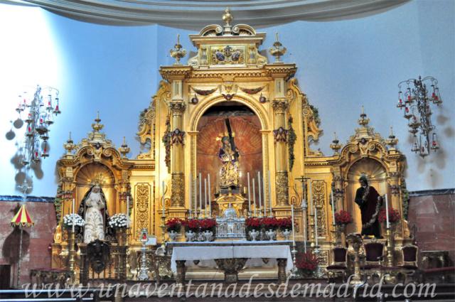 Misa Aniversario del Titulo de Basílica a Nuestro Templo Altar_31