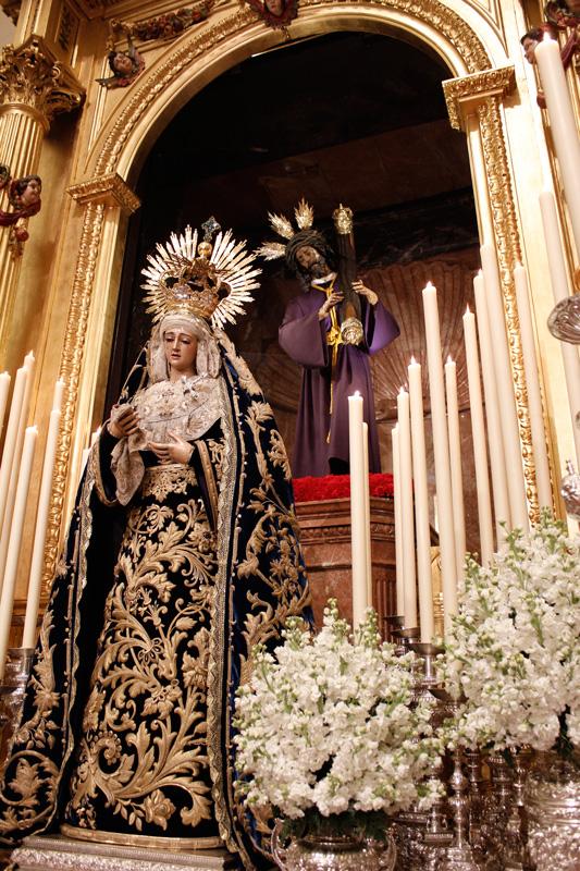 Solemne Triduo a María Santísima del Mayor Dolor y Traspaso. Conjun18
