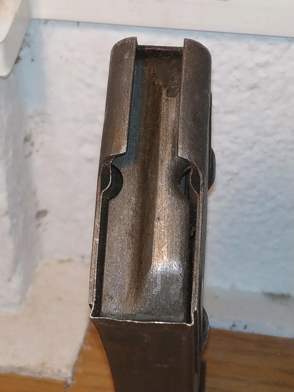 CARGADOR CORTO CETME A-1A 7,92X40 210