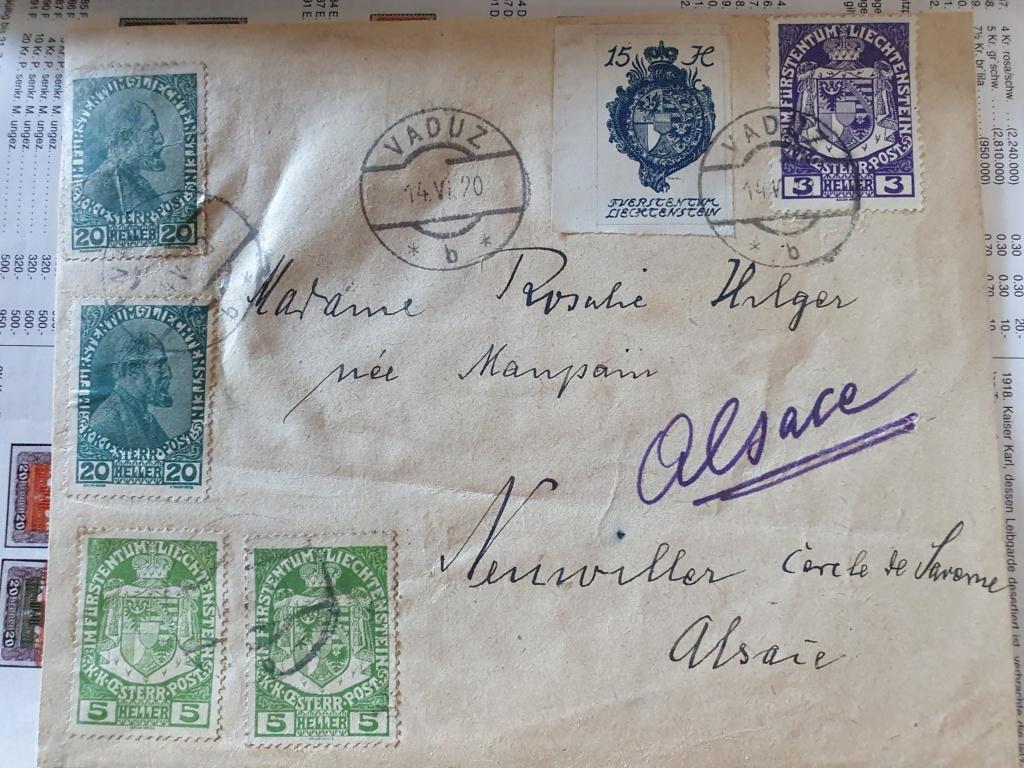 Inflation in Österreich - Belege - 1918 bis 1925 - Seite 27 20210511