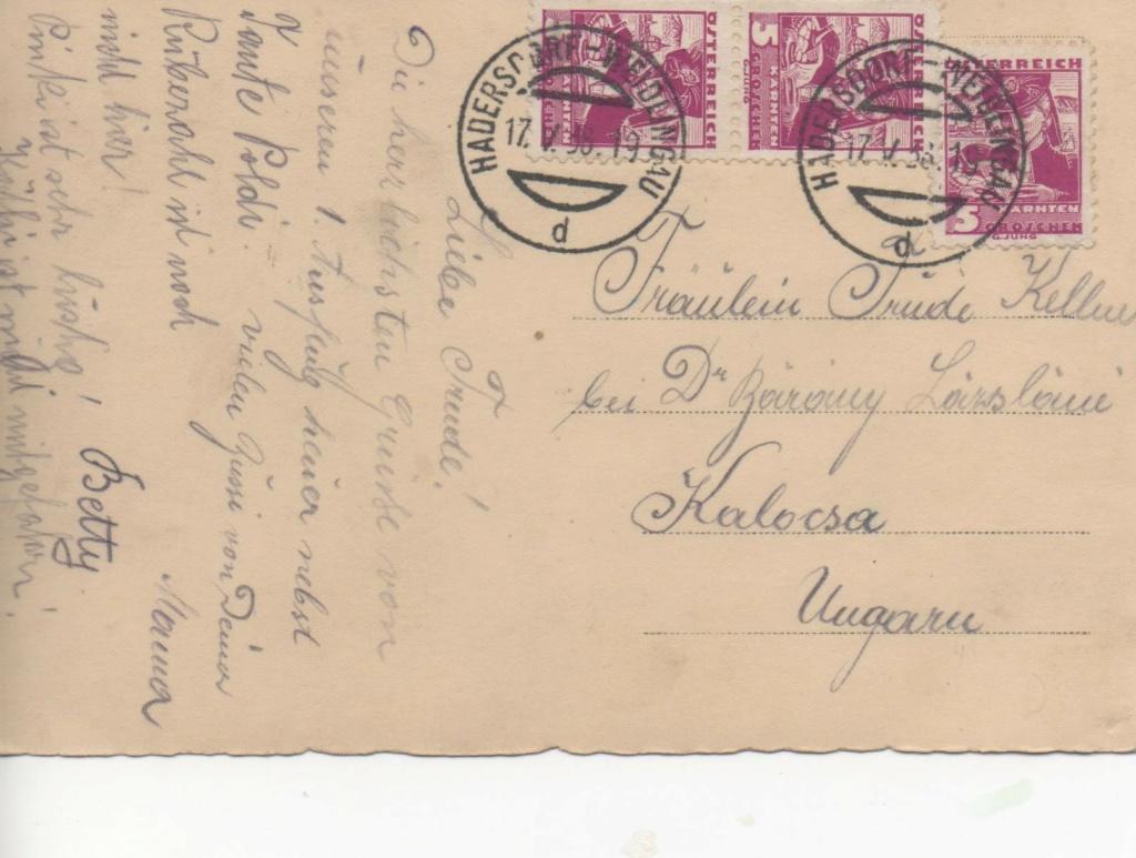 Österreich im III. Reich (Ostmark) Belege - Seite 24 3x5gru10