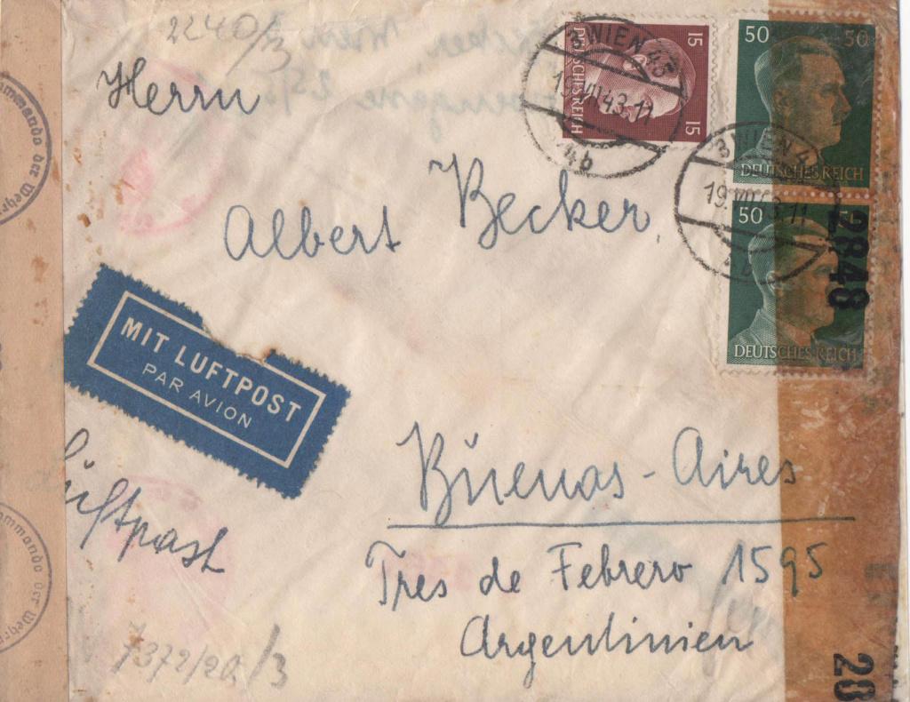 Österreich im III. Reich (Ostmark) Belege - Seite 18 Dr43ar10