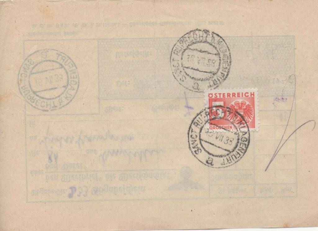 Österreich im III. Reich (Ostmark) Belege - Seite 24 Einl7310