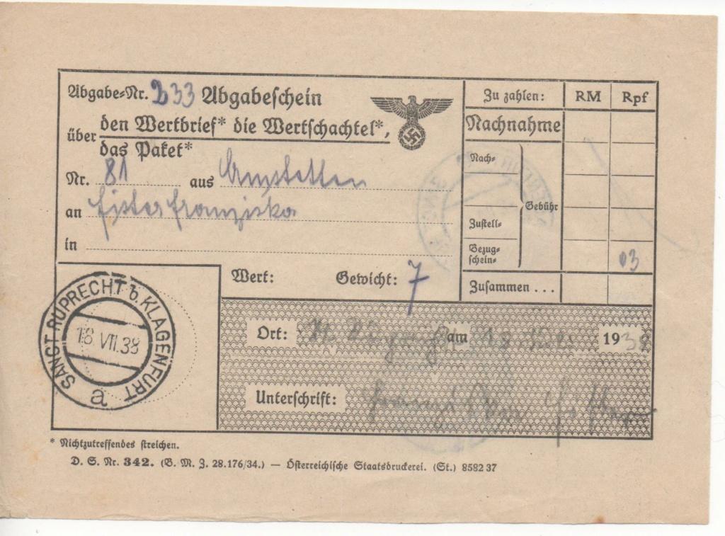 Österreich im III. Reich (Ostmark) Belege - Seite 24 Einlie10