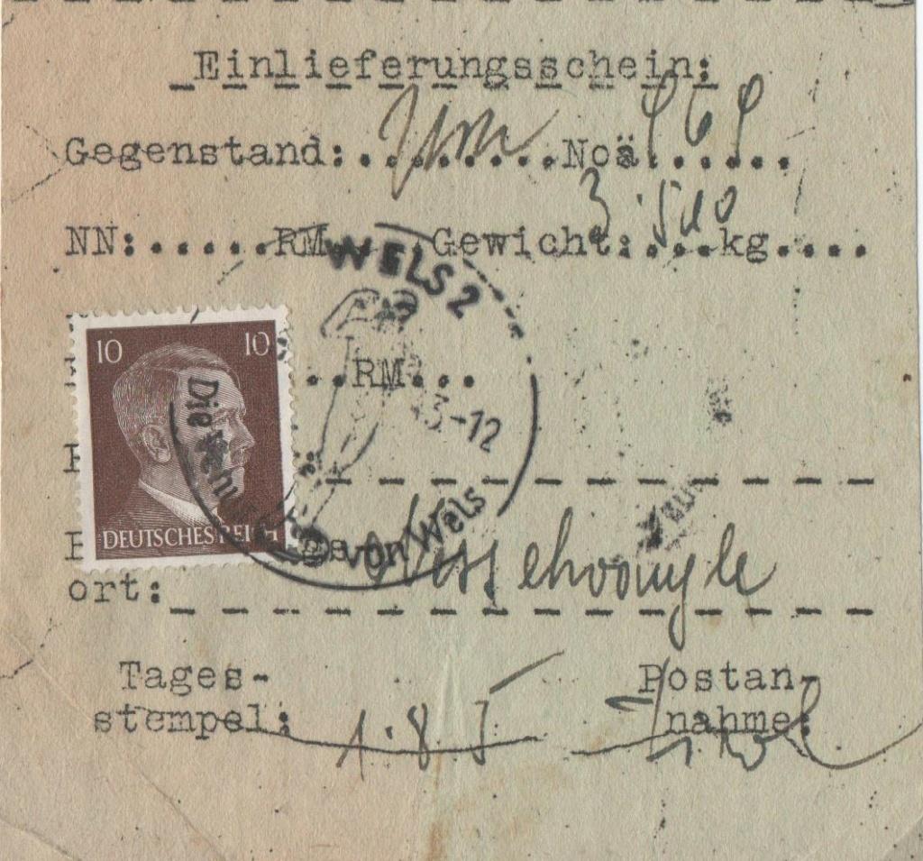 Österreich im III. Reich (Ostmark) Belege - Seite 27 Einlss10
