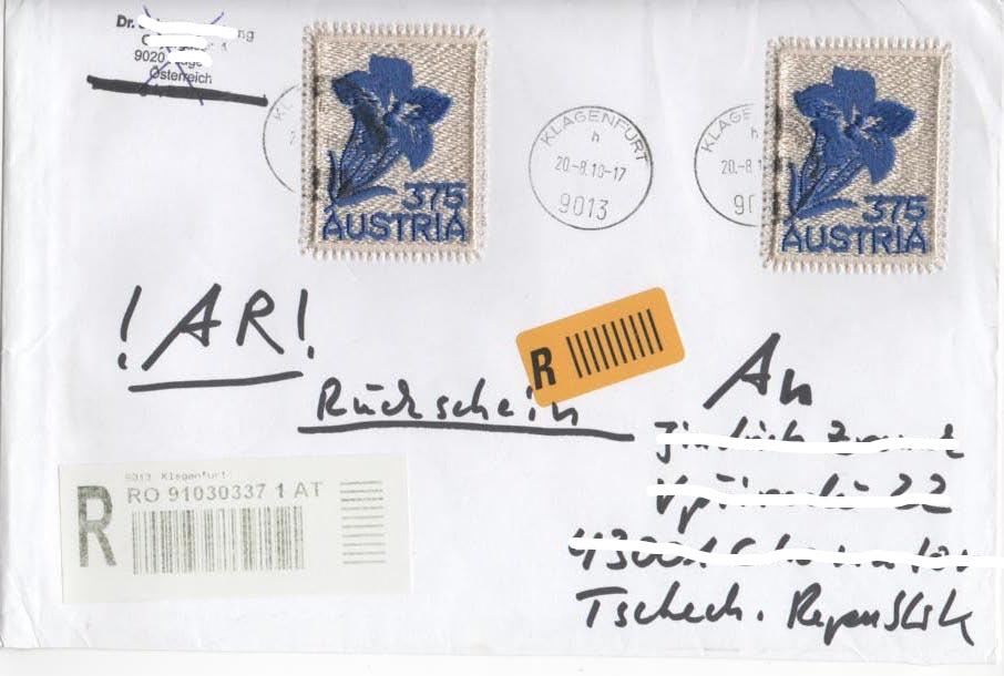 Sammlung Bedarfsbriefe Österreich ab 1945 - Seite 16 Inkeds10