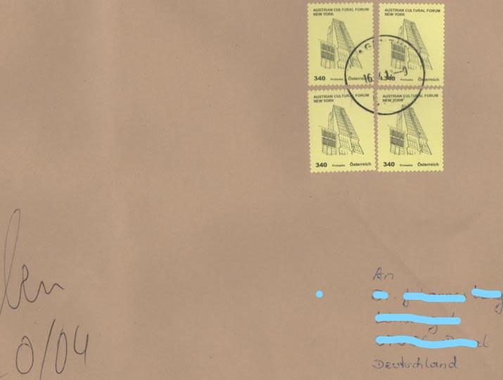 Sammlung Bedarfsbriefe Österreich ab 1945 - Seite 16 Inkeds12
