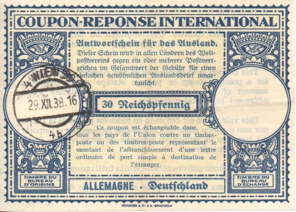Österreich im III. Reich (Ostmark) Belege - Seite 25 Intcou10